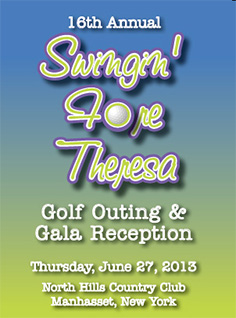 The Swingin' Fore Theresa Golf Outing