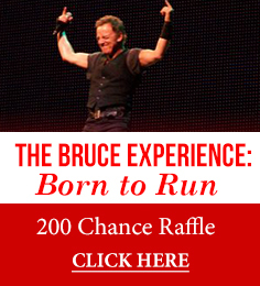 The bruce experience born to run