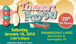 Theresa's Fun Day 2016